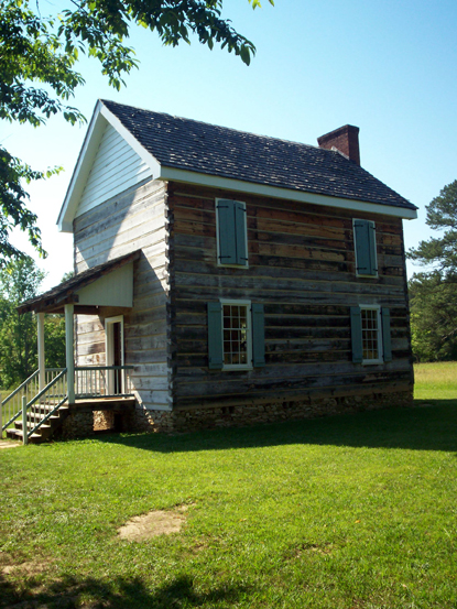 Courthouse at New Echota