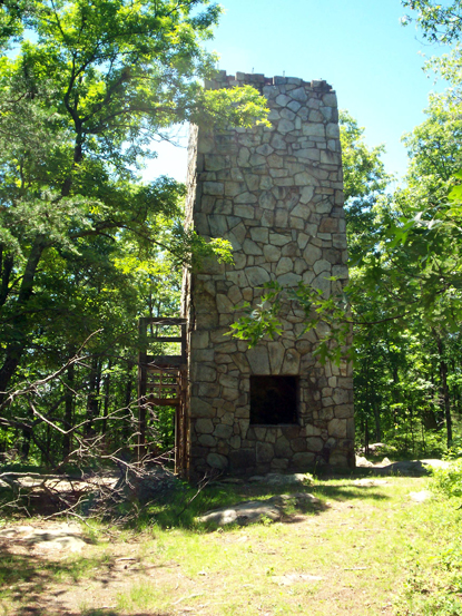 Tower possibly built by Prince Madoc of Wales - predating Columbus
