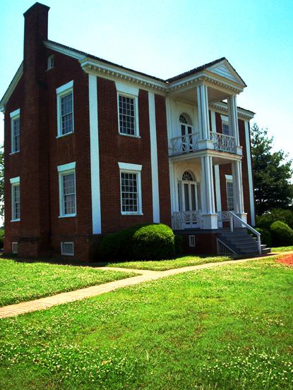 The Vann House