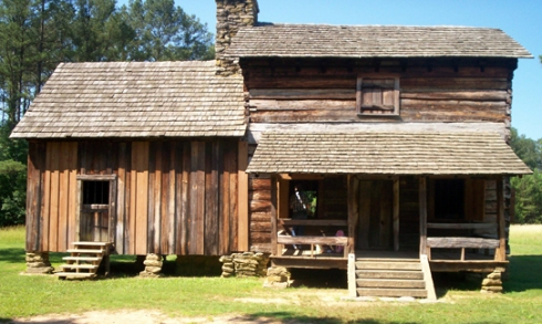 The Vann Tavern - New Echota